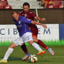 Liga 1, etapa 21: CFR Cluj - ACS Poli Timişoara 1 - 0