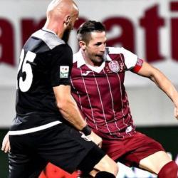 Liga 1, etapa 25: CFR Cluj - Astra Giurgiu 2 - 0