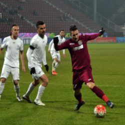 Liga 1, etapa 23: CFR Cluj - Concordia Chiajna 2 - 0