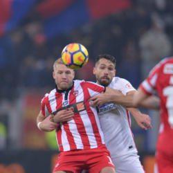 Liga 1, etapa 25: Dinamo Bucureşti - FCSB 2 - 2