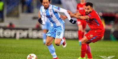 Europa League, șaisprezecimi: Lazio – FCSB 5-1