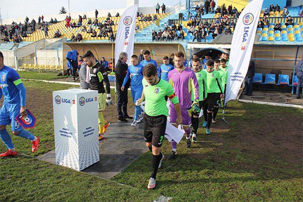 Olimpia Satu Mare a fost exclusă din campionatul Ligii 2