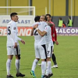 Liga 1, etapa 2 play out: Gaz Metan Mediaş - Concordia Chiajna 2 - 1