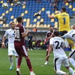 Liga 1, etapa 3, Play-out: FC Voluntari - Gaz Metan Mediaş 1 - 2