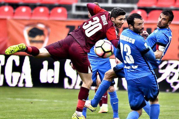 Liga 1 - Etapa 13 play-out: Rezultate şi marcatori