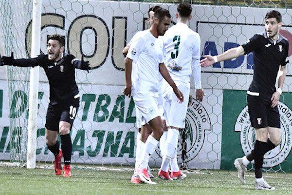 Liga 1, etapa 18: Concordia Chiajna - Astra Giurgiu 1-2