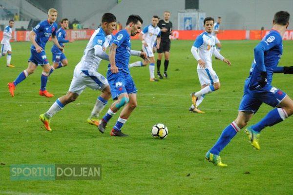 "CS Universitatea Craiova - Slavia Praga 0-4, la inaugurarea noului stadion ""Ion Oblemenco"""