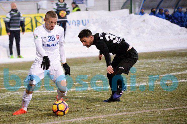Liga 1, etapa 19: FC Botoșani - CS Universitatea Craiova 1-0