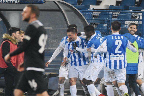 Liga 1, etapa 20: CSM Politehnica Iași - Astra Giurgiu 1-0