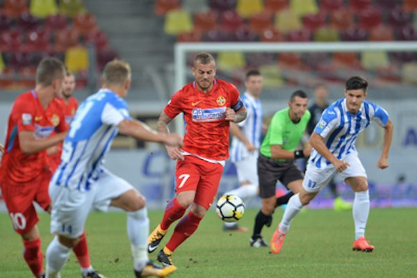 Liga 1, etapa 18: CSM Politehnica Iași - FCSB 1-0