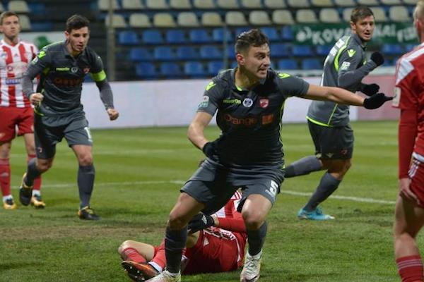 Liga 1, etapa 20: Sepsi Sfântu Gheorghe - Dinamo Bucureşti 0-3