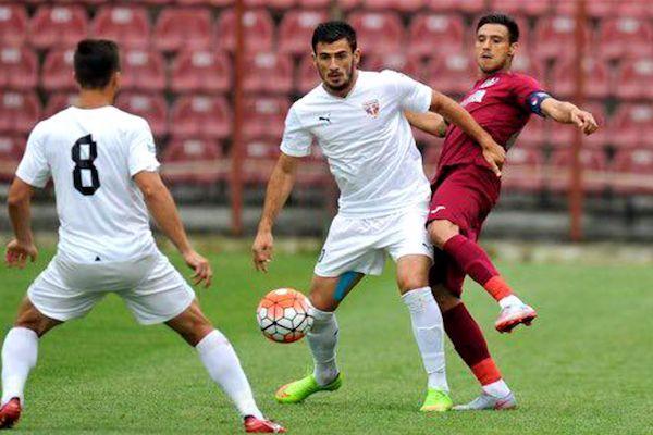 Liga 1, etapa 20: FC Voluntari - CFR Cluj 0 - 3