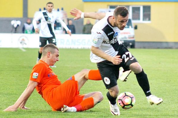 Liga 1, etapa 26: FC Botoșani - Gaz Metan Mediaș 1 - 0