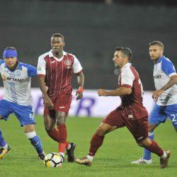 Liga 1, etapa 22: CS Universitatea Craiova - CFR Cluj 2-1