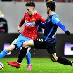Liga 1, etapa 22: FCSB - FC Viitorul 2-0