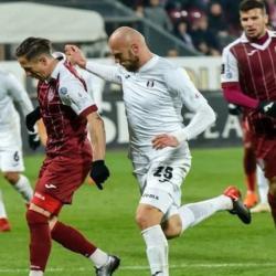 Liga 1, etapa 26: Juventus Bucuresti - CFR Cluj 0 - 2