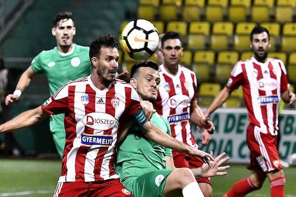 Liga 1, etapa 25: Sepsi Sfântu Gheorghe - Concordia Chiajna 1 - 1