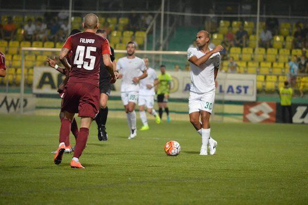 Liga 1, etapa 26: Concordia Chiajna - FC Voluntari 3 - 1