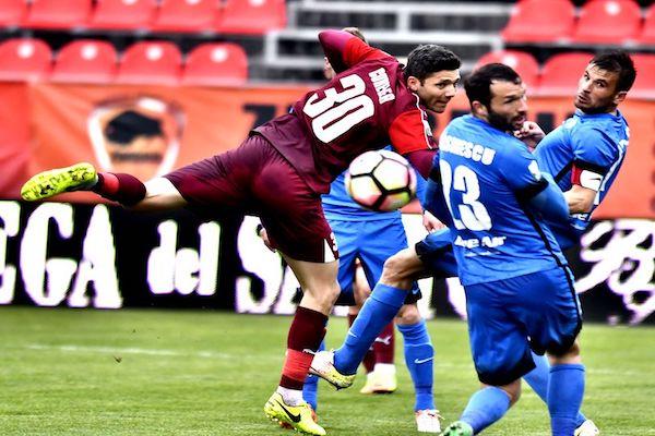 Liga 1, etapa 23: FC Voluntari - CSM Politehnica Iași 0 - 4