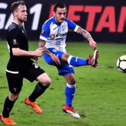 Liga 1, play off, etapa 1: CS Universitatea Craiova – Astra Giurgiu 1 – 0