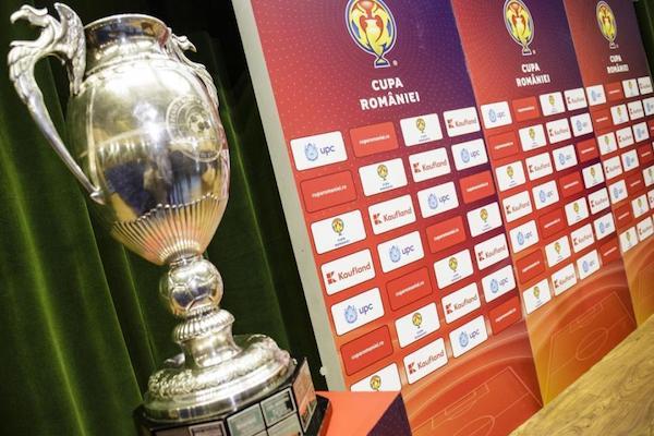 Tragerea la sorți pentru semifinalele Cupei României