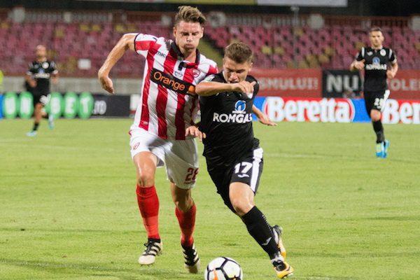 Liga 1, play out, etapa 1: Dinamo București – Gaz Metan Mediaş 3 – 0