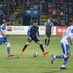 Liga 1, etapa 2, play off: FC Viitorul - CS Universitatea Craiova 0 - 0