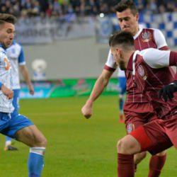 Liga 1, etapa 3 Play-off: CS Universitatea Craiova - CFR Cluj 0 - 0