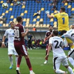 Liga 1, etapa 3, Play-out: FC Voluntari - Gaz Metan Mediaş 1 - 2