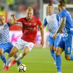 Liga 1, etapa 3 Play-out: Dinamo Bucureşti - Juventus Bucureşti 1 - 2