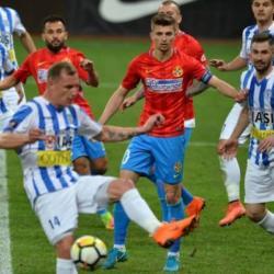 Liga 1, etapa 3 Play-off: Fotbal Club FCSB - CSM Politehnica Iaşi 1 - 0