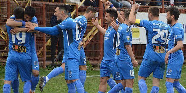 Liga 2 - Etapa 31: rezultate și marcatori