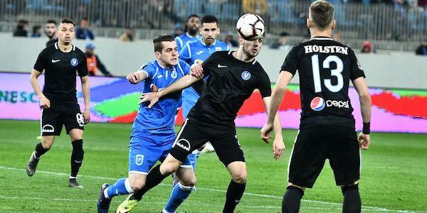 Cupa României, semifinală: FC Viitorul - Universitatea Craiova 2-0, gazdele în premieră în finală