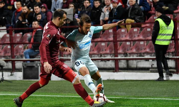 Etapa 23: CFR Cluj – FCSB 1-0, gol Vinicius