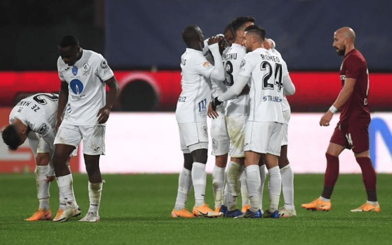 Liga 1, etapa 9: CFR Cluj - Gaz Metan 1-2